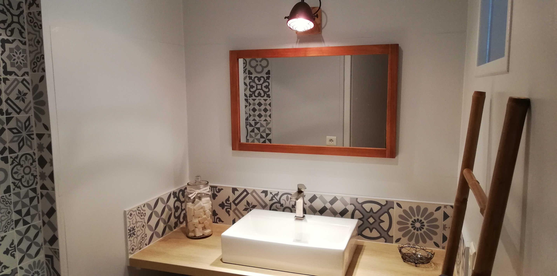 Salle de bains du Petit Havre