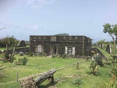 Le fort des Saintes